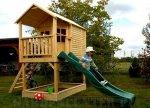 idealny domek dla dziecka